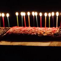 gateau bougies 200x200