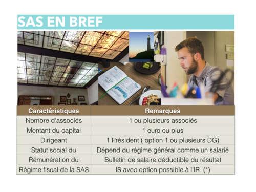 SAS société par actions simplifiées